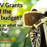 Electric cars, EV grants in 2020 budget, EV grants for cars in the UK