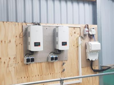 solar charging inverters